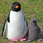 EUREKAオリジナルぬいぐるみ アデリーペンギン