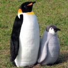EUREKAオリジナルぬいぐるみ エンペラーペンギン