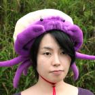 オリジナル制作帽子 カイカムリ帽子
