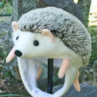 オリジナル制作帽子 ハリネズミ帽子