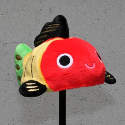 オリジナル制作(オーダーメイド)帽子 黄ぶな帽子-1