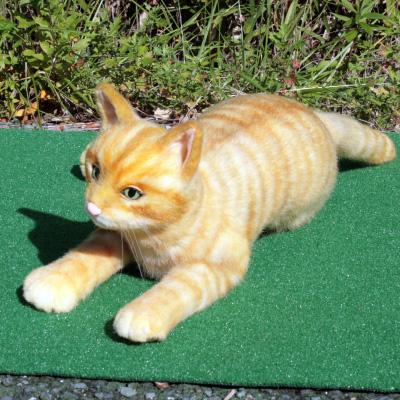オリジナル制作(オーダーメイド)ぬいぐるみ 日本猫-1