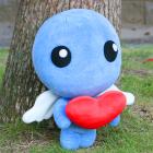 オリジナル制作ぬいぐるみ キャラクター ポクポン ( Love Supporter )