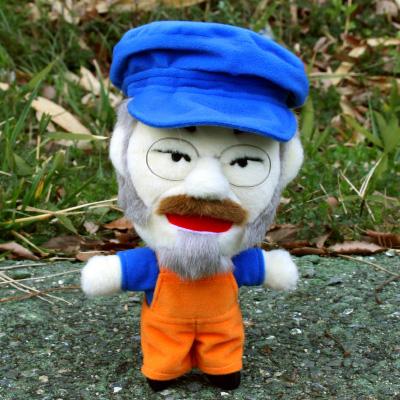 オリジナル制作(オーダーメイド)ぬいぐるみ リッキーさん人形-1