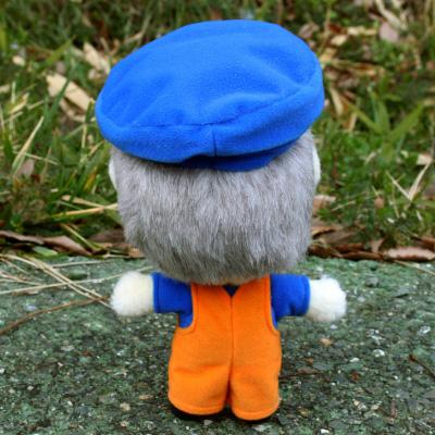 オリジナル制作(オーダーメイド)ぬいぐるみ リッキーさん人形-2