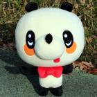 オリジナル制作ぬいぐるみ キャラクター パンダ