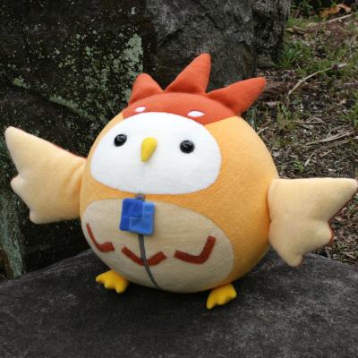 オリジナル制作(オーダーメイド)ぬいぐるみ 「カクヨム」マスコットキャラクター-1