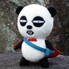 オリジナル制作ぬいぐるみ キャラクター 京成パンダ
