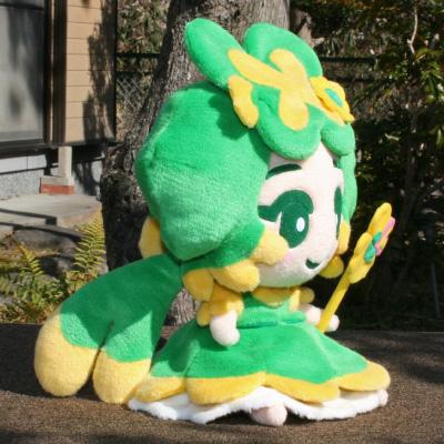 オリジナル制作(オーダーメイド)ぬいぐるみ よつ葉ちゃん-2