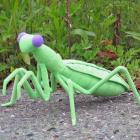 オリジナル制作ぬいぐるみ 昆虫 ハラビロカマキリ