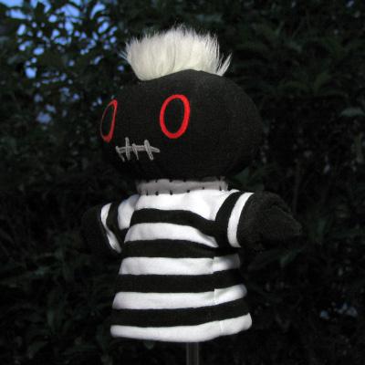 オリジナル制作(オーダーメイド)あやつり人形 レッシー-1