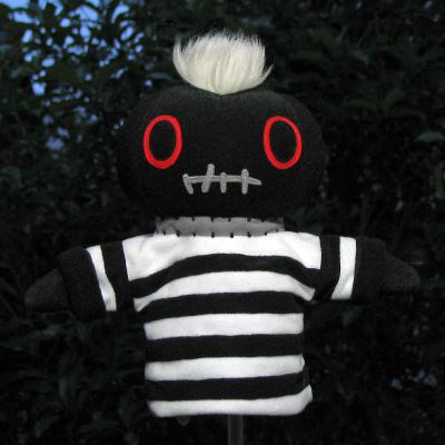 オリジナル制作(オーダーメイド)あやつり人形 レッシー-2