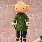 オリジナル制作あやつり人形 ティーチャー先生