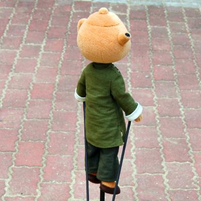 オリジナル制作(オーダーメイド)あやつり人形 ティーチャー先生-3