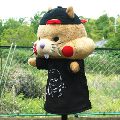 オリジナル制作(オーダーメイド)あやつり人形 リス吉-2
