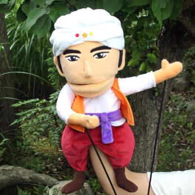 オリジナル制作(オーダーメイド)あやつり人形 カラカラ王子-1