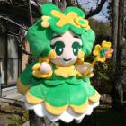 オリジナル制作あやつり人形 よつ葉ちゃん