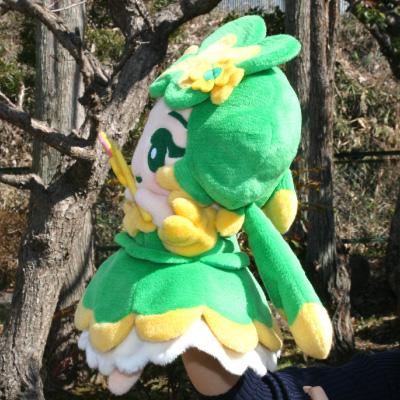 オリジナル制作(オーダーメイド)あやつり人形 よつ葉ちゃん-3