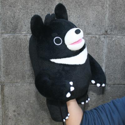 オリジナル制作(オーダーメイド)あやつり人形 福熊-2