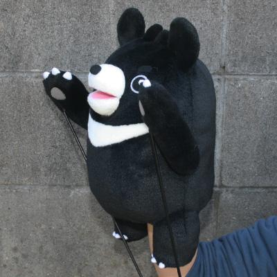 オリジナル制作(オーダーメイド)あやつり人形 福熊-3